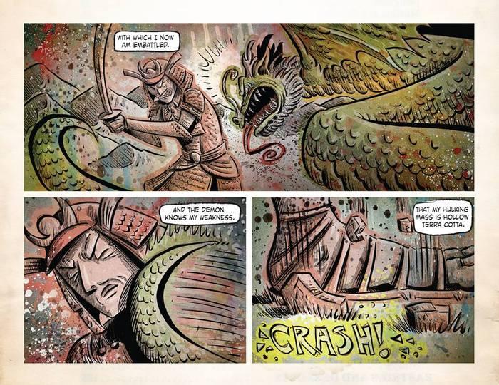 TERRA KAIJU page 3