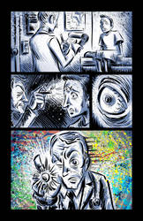 The Man With Ten Thousand Eyes Page by sonburnt777