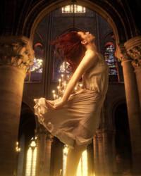 HER DANCE TIME by Shagun Damadia