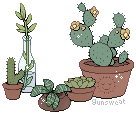 Cacti By Gunsweat-da56hqn by StarstruckDoodles