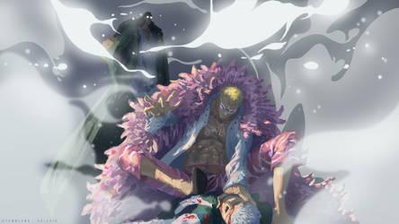 One Piece Fan Art - Kuzan comes back