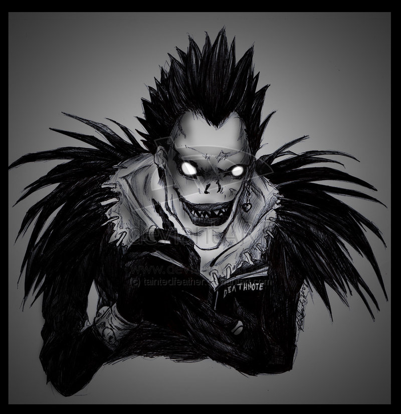 ABC de Imágenes _Ryuk__by_taintedfeather