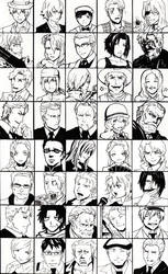 BACCANO by Sands-Studio