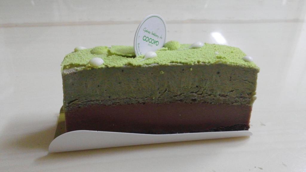 how to make green tea chocolate
