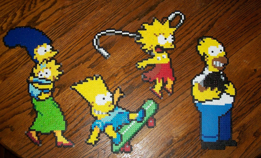 The Simpsons by EternalBarrel