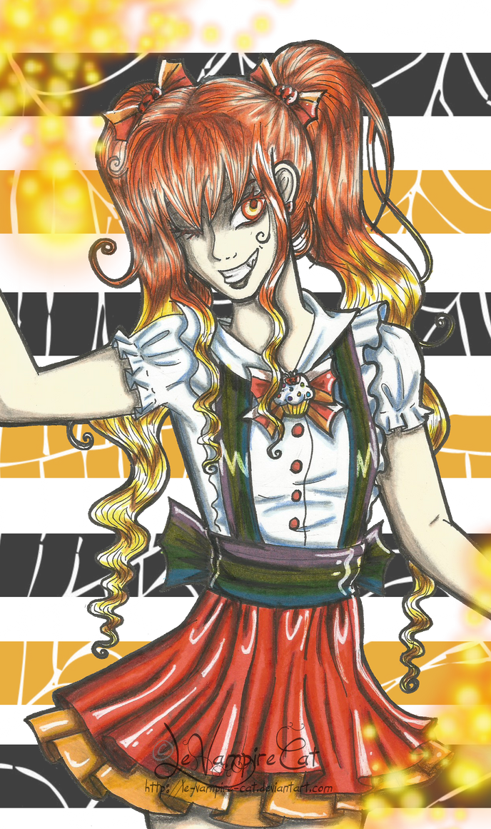 Confectionist Candy Corn by Le-Vampire-Cat