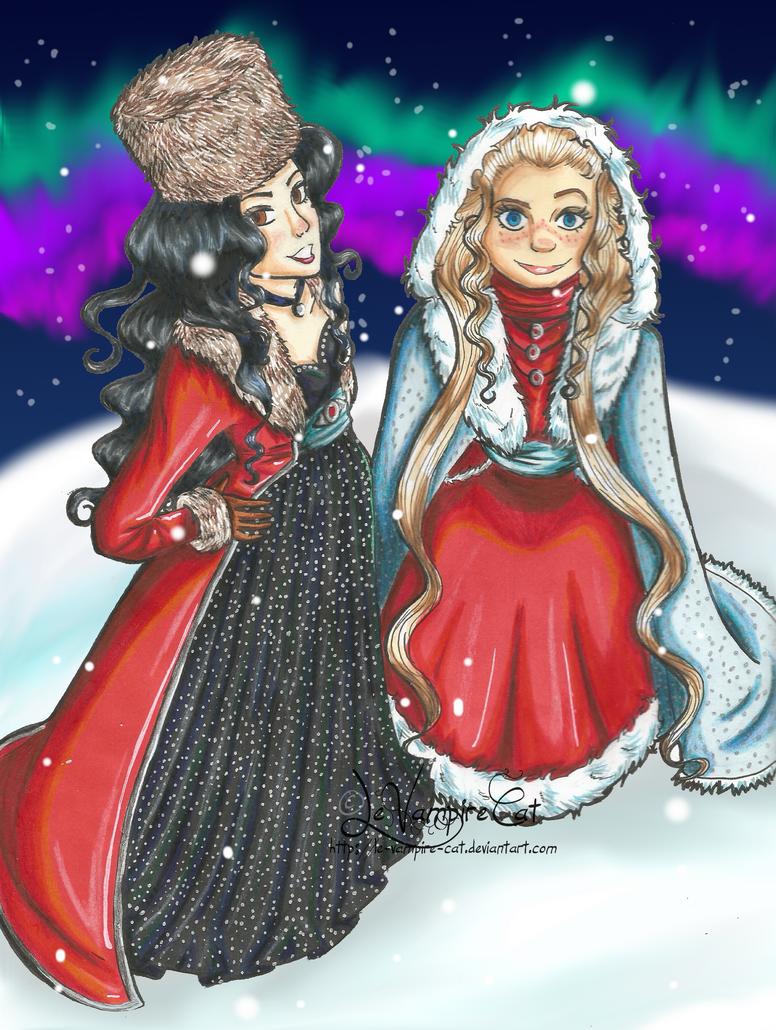 Let it Snow by Le-Vampire-Cat