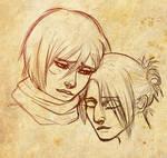 [sketch] Mikannie