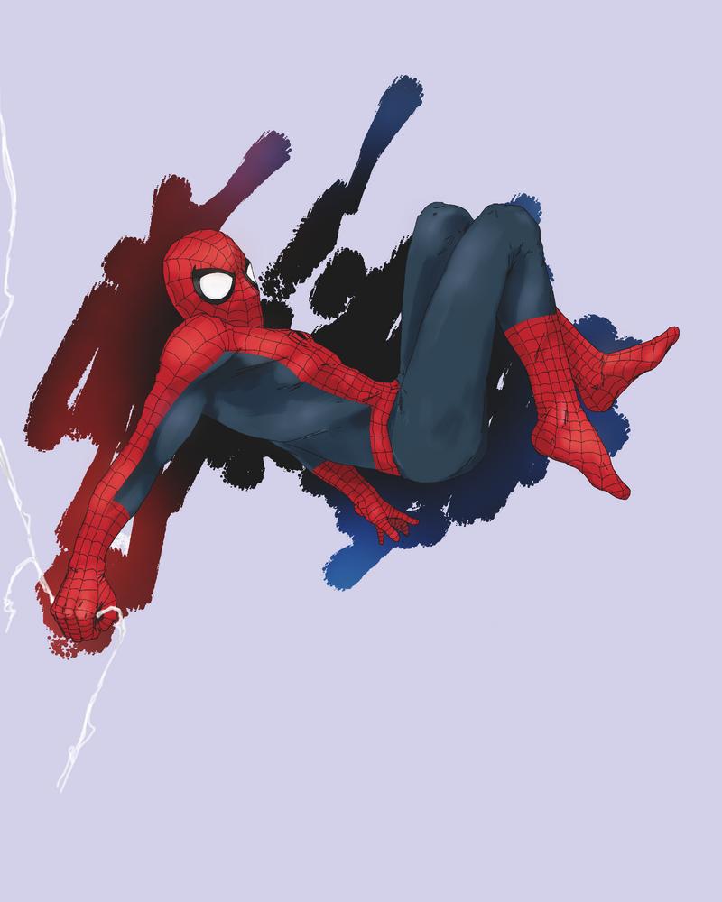 Spider-Man by Taro4an