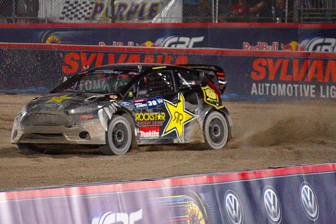 Red Bull Global Rallycross - Las Vegas 2014 by ChibiLavos