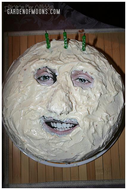 Mighty Boosh Moon Cake By Gardenofmoons On Deviantart