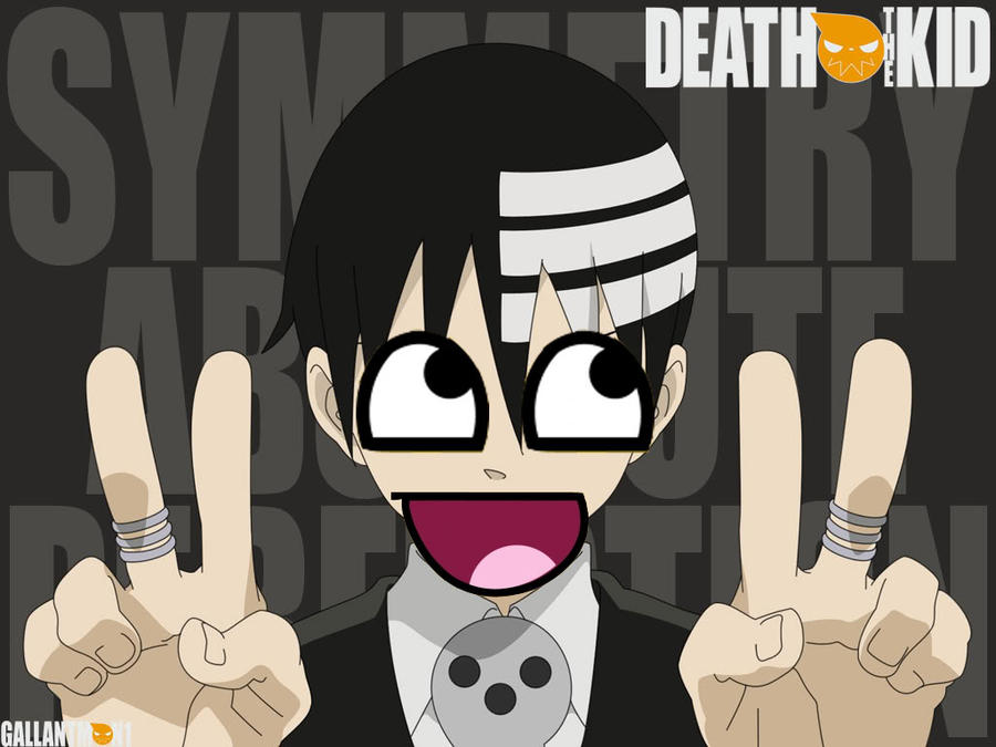 Awesome Death The Kid Face :D By OkamiChibi On DeviantArt