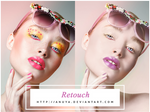 Retouch #5 by Anuya