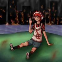 [DRAE] Watch the City Burn by Shuu-the-Shoe