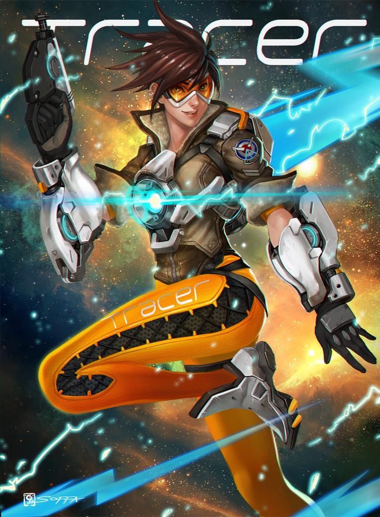 tracer by manusia