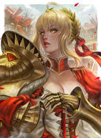 Nero Claudius by manusia-no-31