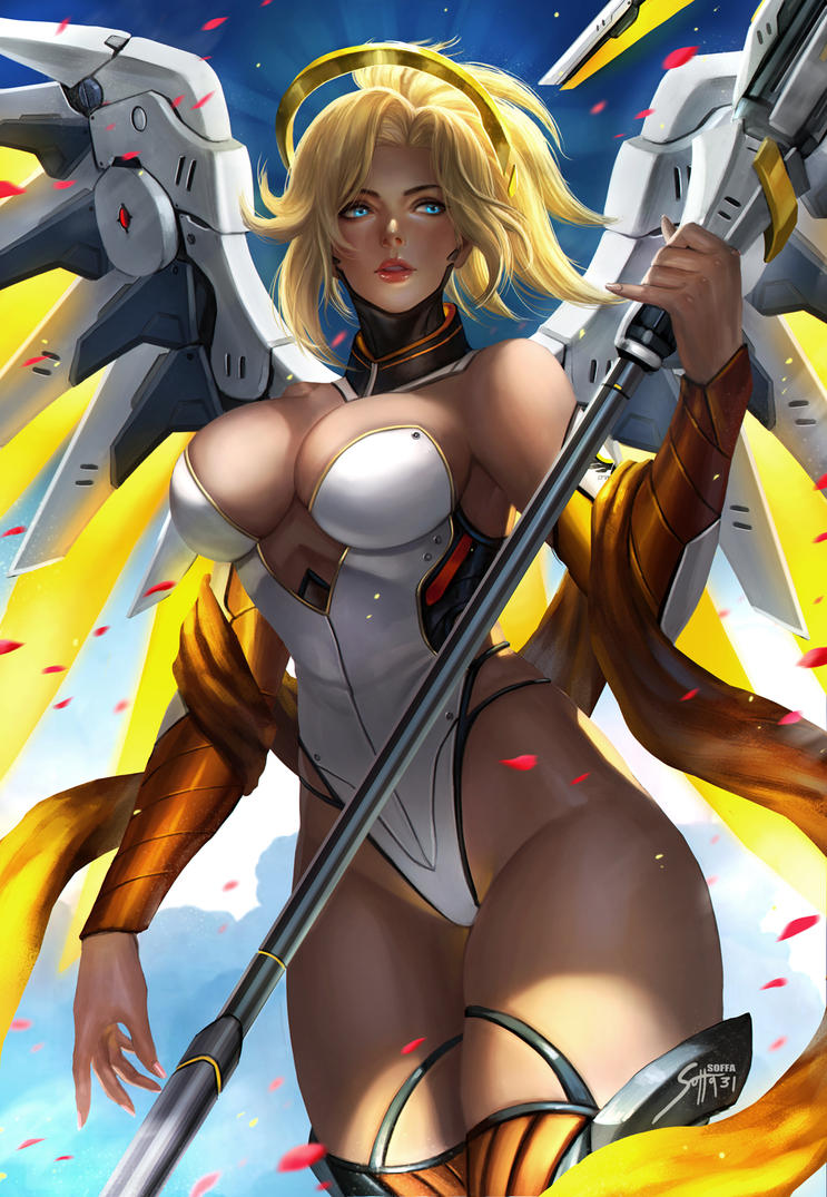 mercy by manusia