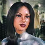 Jenna- vacant stare by Jenna-38