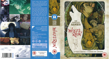 Wolf's Rain - Ultimate Edition by salar2