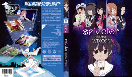Selector Infected WIXOSS - Complete Series by salar2