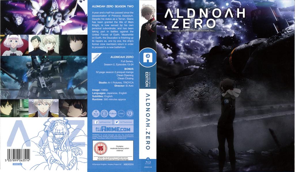 Aldnoah Zero - Season 02 by salar2