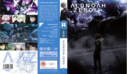 Aldnoah Zero - Season 02 by salar2