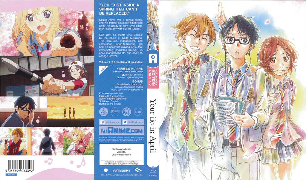 Your Lie In April - Part 01 by salar2