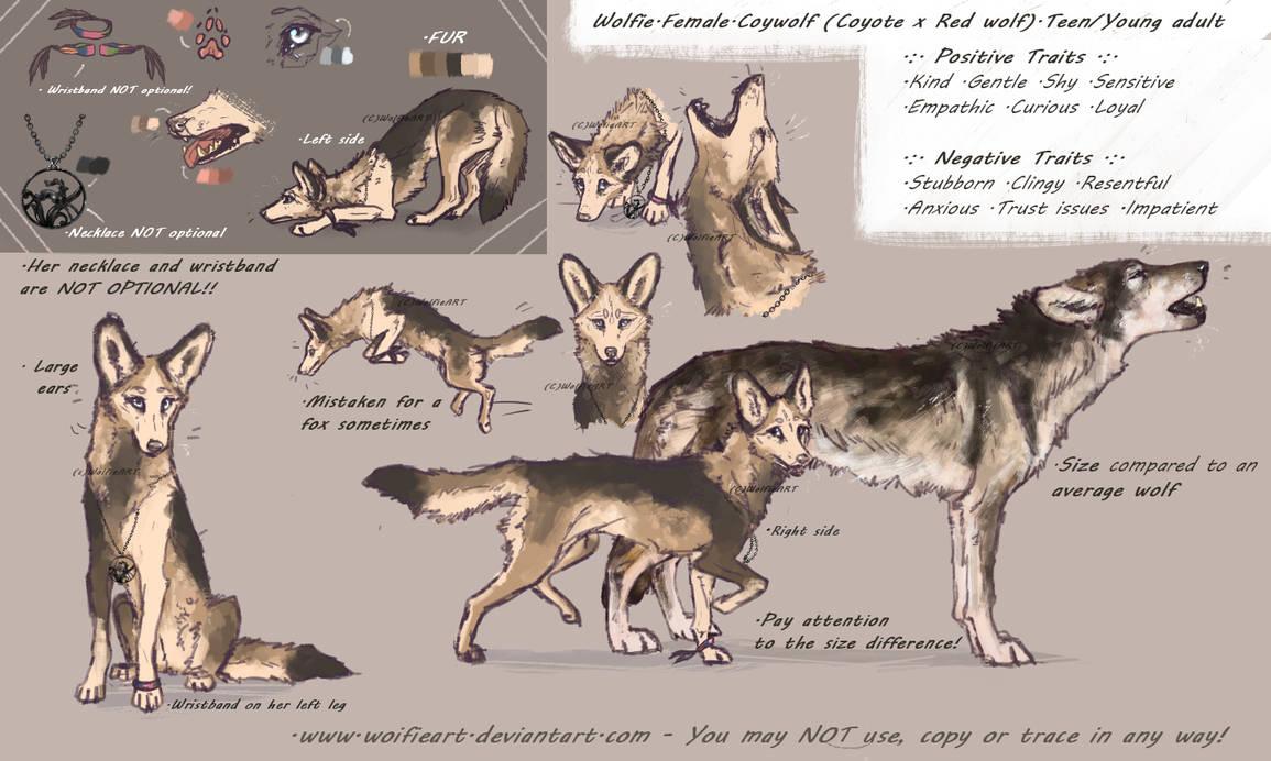 REF: Wolfie's feral form