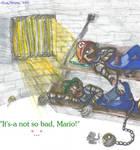 Super Mario Bros. in... Jail?