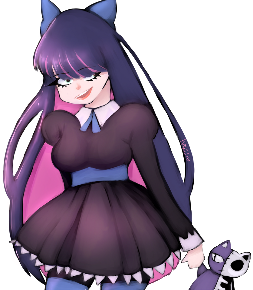 Stocking Anarchy by dudethatsmyfood