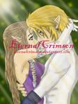 Zelda and Link love