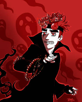 Jack Spicer - King of Fear