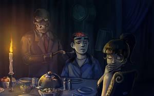 Xiaolin Halloween Contest 2014