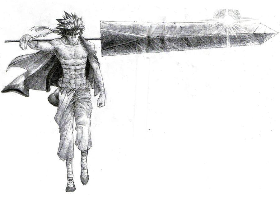 Sanosuke by ToPpeRa-TPR