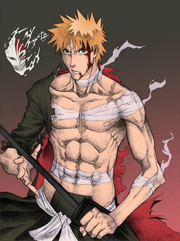 Ichigo - BLEACH Series by ToPpeRa-TPR