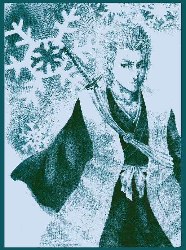 Galeria de Desenhos - Toppera-TPR - Página 2 Snowflake_by_ToPpeRa_TPR