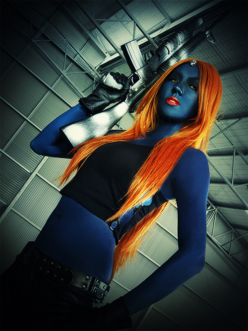 Raven Darkholme by kiraGrymm