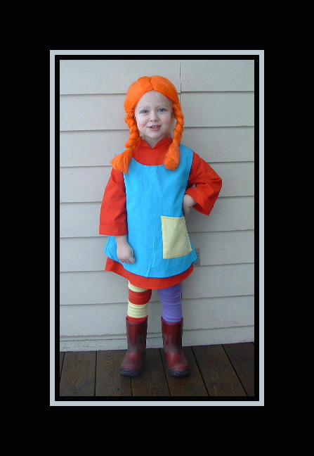 Pippi Longstocking by auroraboralis