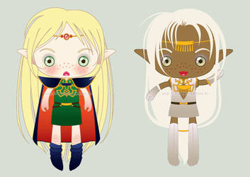 Lodoss elves