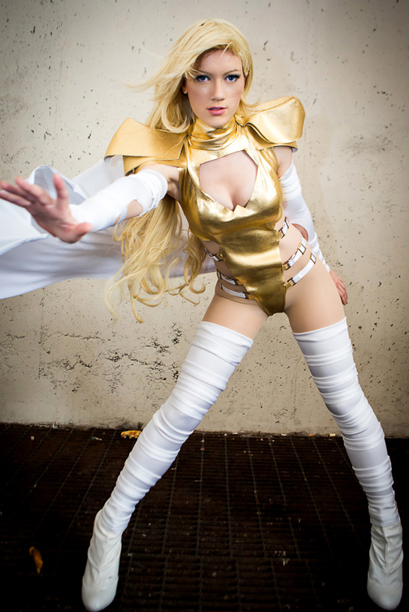 Phoenix Five Emma Frost Preview by RuffleButtCosplay