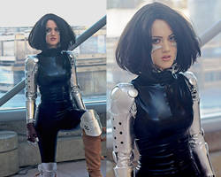 Battle Angel Alita Preview by RuffleButtCosplay