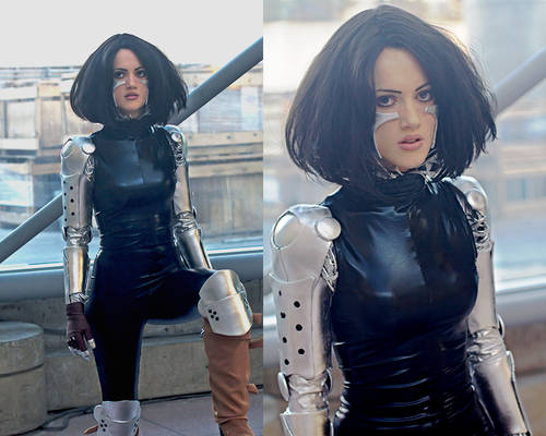 Battle Angel Alita Preview