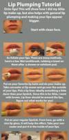 Tutorial - Making your lips look bigger