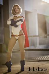 Power Girl by RuffleButtCosplay