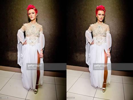 Geekie Awards 2015 Gown