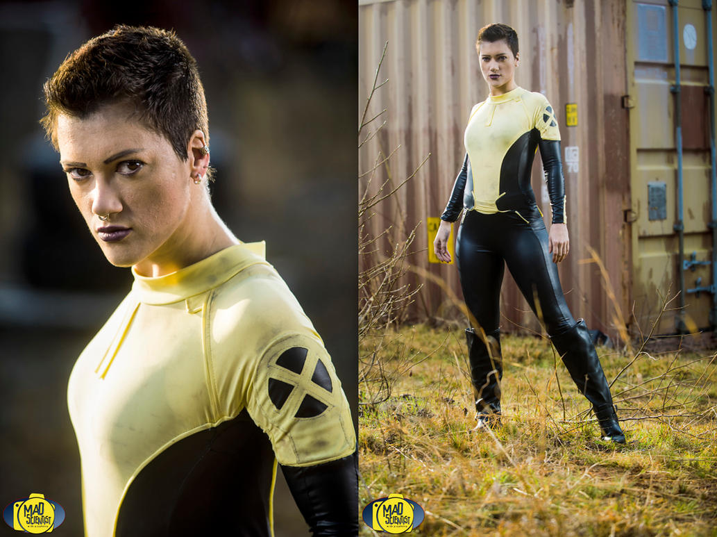 Negasonic Teenage Warhead 2 by RuffleButtCosplay