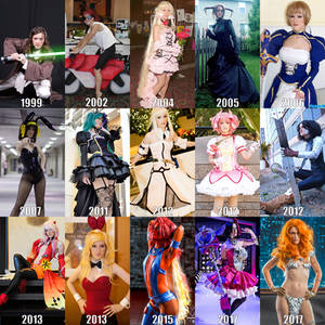 18 Years as a Cosplayer