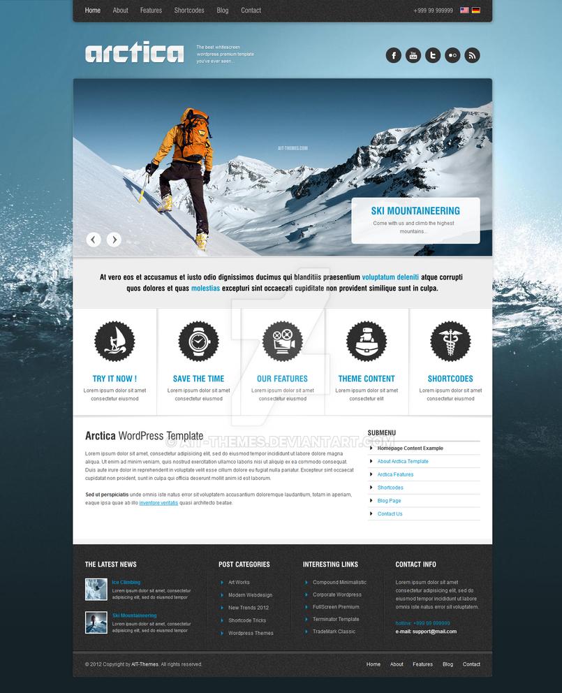 Artica Wordpress Theme by ait-themes