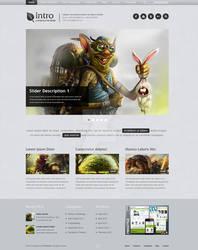 FREE Responsive Wordpress Theme