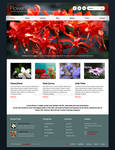 Barcelona WP Theme - Flowers Planet Showcase